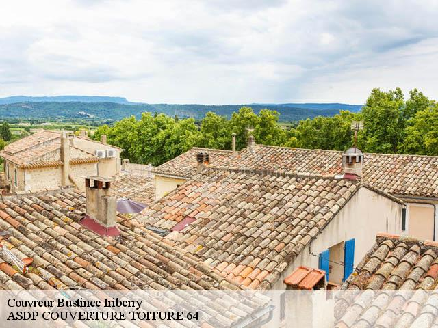 Couvreur  bustince-iriberry-64220 Toiture Delsuc