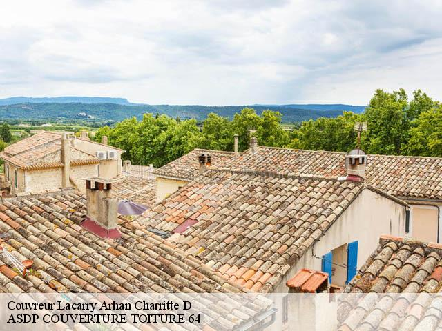 Couvreur  lacarry-arhan-charritte-d-64470
